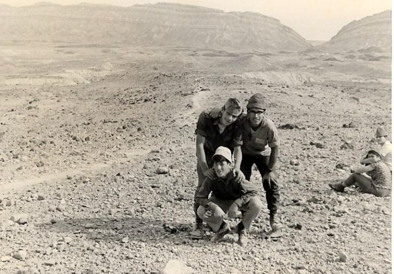 עקיבא מסע ארצי למכתשים בתוך המכתש הקטן