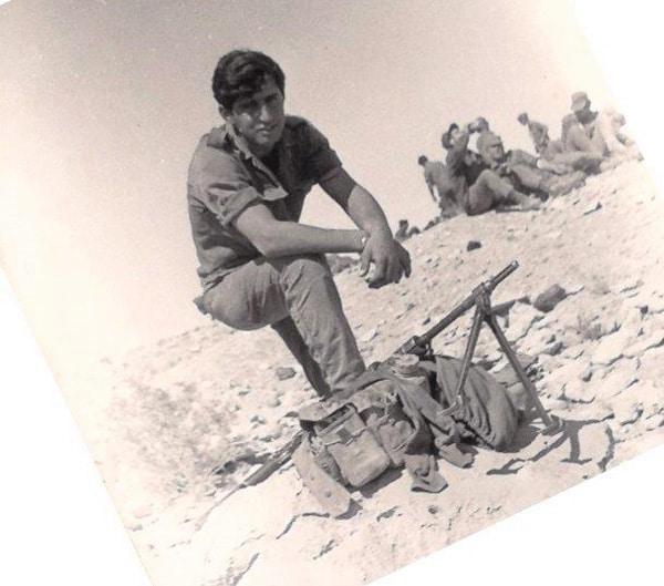 אבני אלמסי הר שגיא מסע 1971
