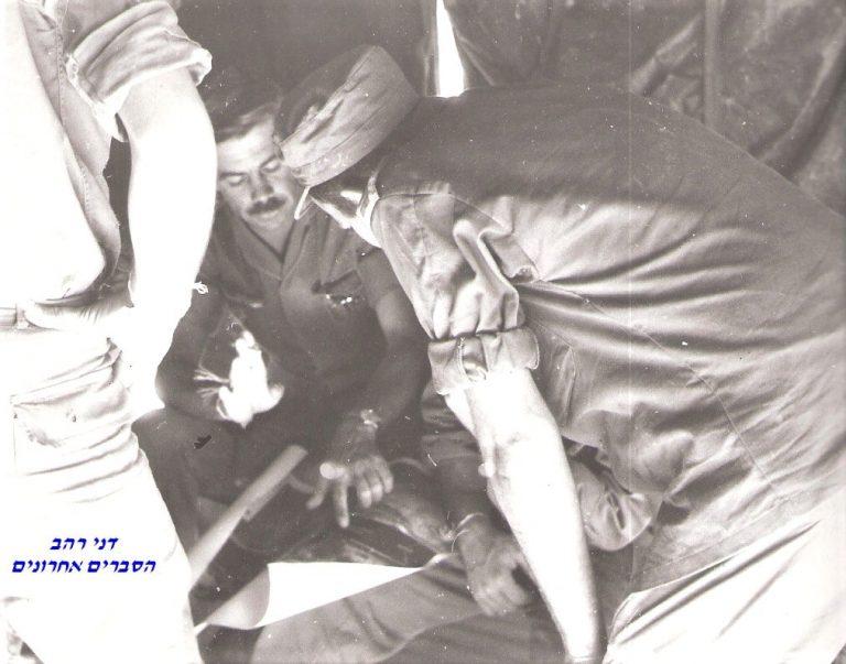 ויקטוריה דני רהב וולף מפקד סיירת שקד