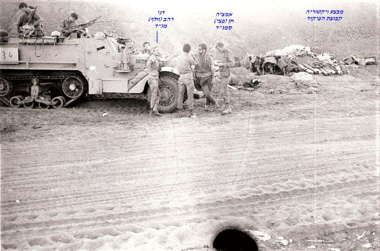 שקד מבצע ויקטוריה קבוצת הפיקוד