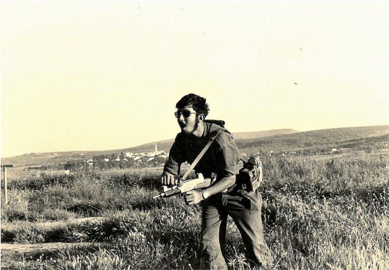 שקד מחזור פברואר 1969 אימון לוחם זאב מילוא