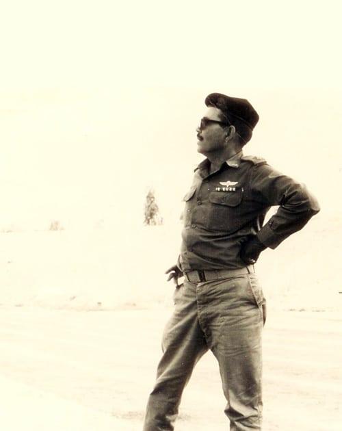ירקוני מפקדה השישי של סיירת שקד