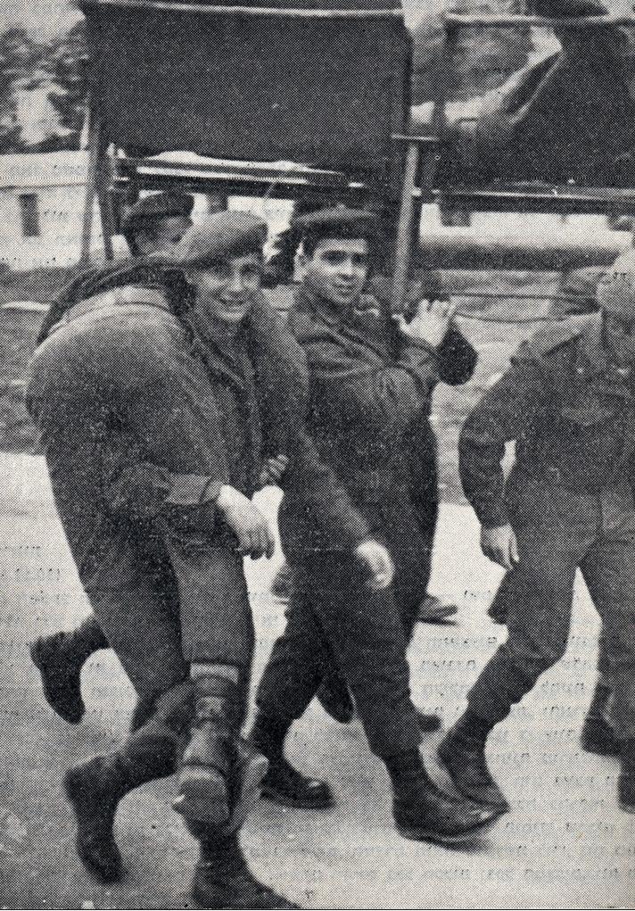 רוזנצוויג סחיבת פצוע כטירטור