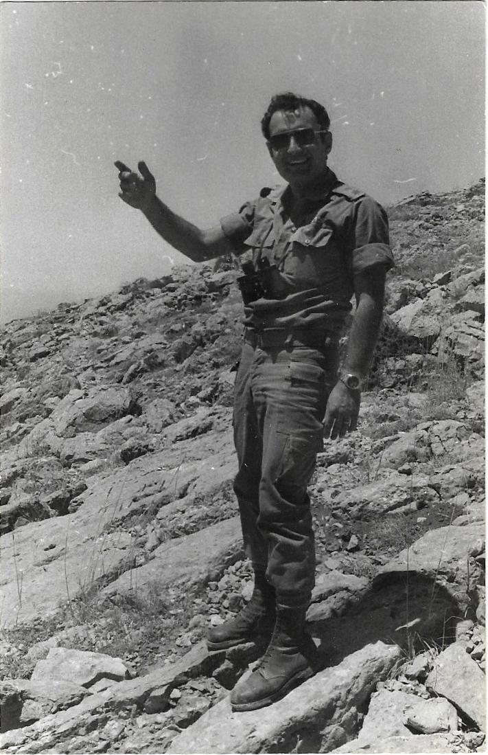 גולן לוי ברמת הגולן צילם גקי גקסון