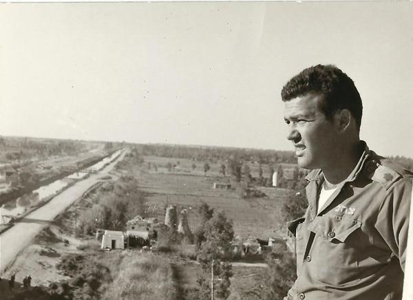 דביר פבר  74 מפקד על הגשרים