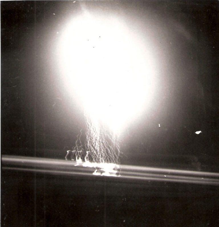 שקד הפצצת אזור הצליחה לפני מבצע ויקטוריה