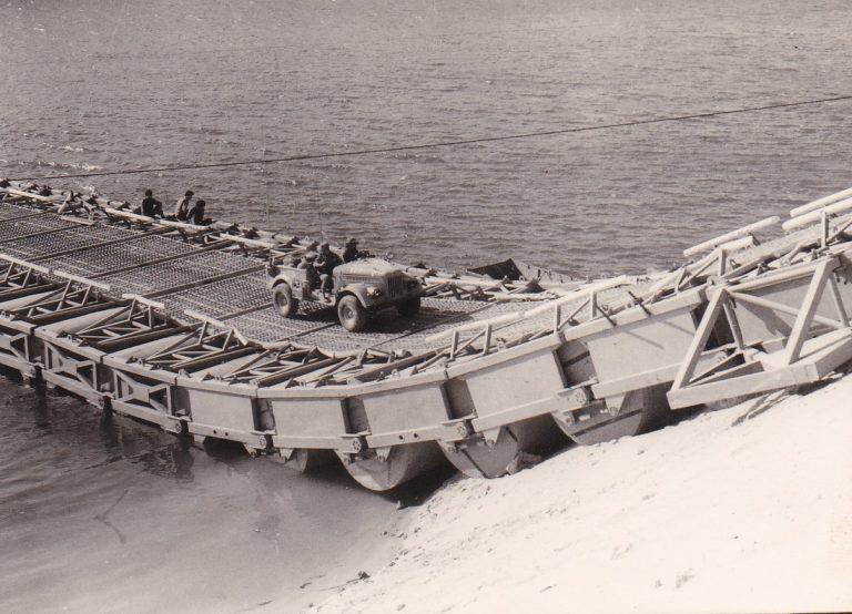 שקד גשר הגלילים מלחמת יום כיפור